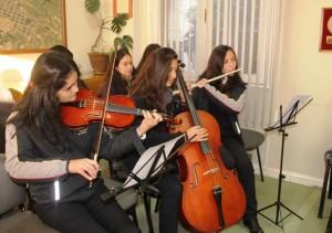 alumnos sinfónica