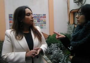 ANDREA DIAZ, ALCALDESA SUBROGANTE (1)